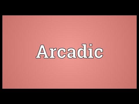 Header of Arcadic