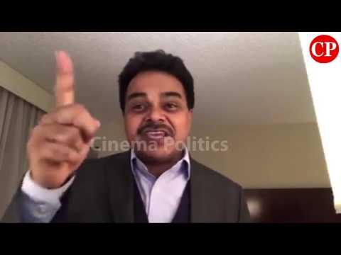 NRI Venkat About YS Jagan And Pawan Kalyan  Warning To Hero Sivaji Speech TDP Delhi  Cinema Politics