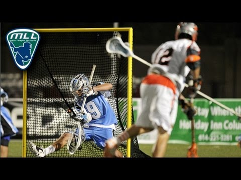 MLL Week 2 Highlights: Denver Outlaws at Ohio Machine