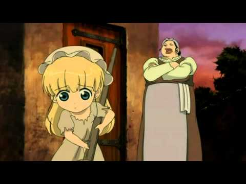 Shoujo Cosette Fantine Fantine Valjean Cosette