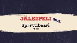 Jälkipeli 29.3. - Juho Virtanen & Jere Karlsson