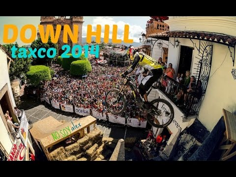 ''DOWNHILL TAXCO 2014'' | ALEX