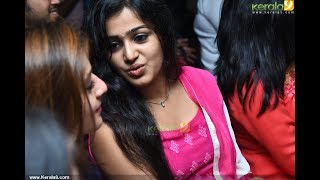 Actress Samskruthy Shenoy  smule  attempt