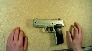 Air Pistol More Powerful