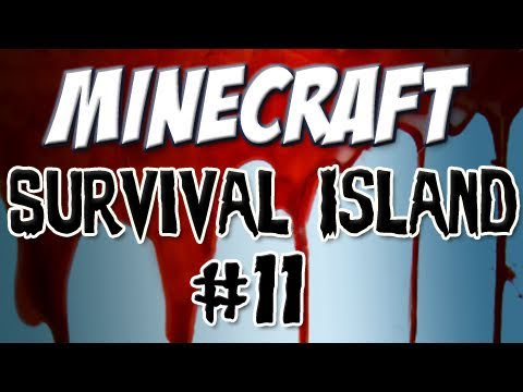 Minecraft - survival Island Part 11: Up And Away! video