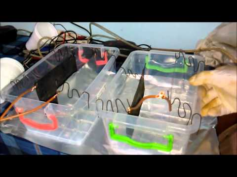 Keshe Magrav - How To Make CO2+ZnO Gans - Tutorial - Free Plasma Energy