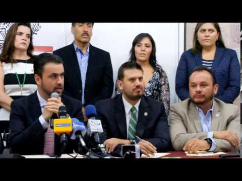 Zacatecas Notivideo Editorial jueves 10 septiembre:  Los Diputados del PRI salen a defender a MAR