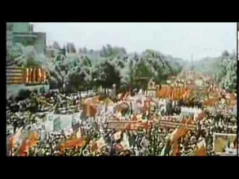 Nicolae Ceausescu. Oro e sangue - sesta parte
