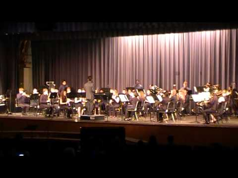 Hightstown High School Wind Ensemble Undertow