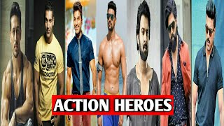 Top 10 Indian Action Heroes | [ACTORS]