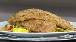 Anderson Seafoods (10) 5.5-oz Coconut Crusted Tilapia on QVC