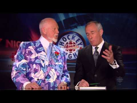 HNIC - Coach's Corner - May 4th 2013 (HD)