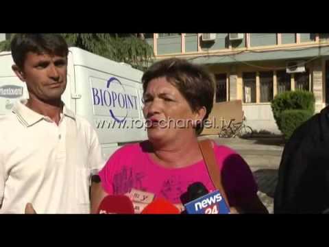 Elbasan, tregtarët duan të trajtohen si ambulantë - Top Channel Albania - News - Lajme