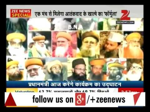 World Sufi Forum in New Delhi