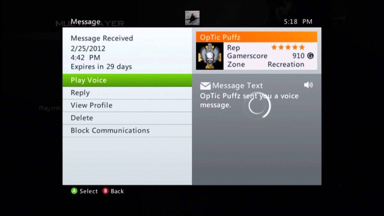 Xbox Live Girlfriend