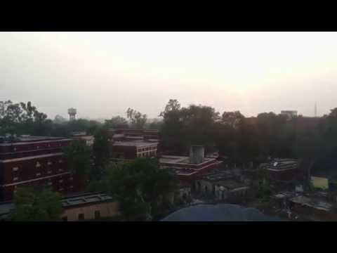 Amazing View, Jasper Hostel Terrace, Indian school of Mines(ISM) Dhanbad