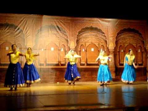 Dama Dam Mast Qalandar - Mrs. Hazra's Dance Troupe video