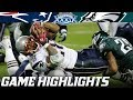Patriots vs. Eagles: Super Bowl XXXIX Full Highlights | NFL