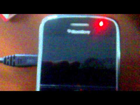 Blackberry Charging Blackberry Charging Problem