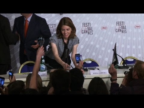 "Sofia Coppola presents ""The Bling Ring"" at Cannes"