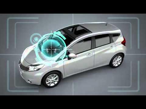 Приглашение, концепция Nissan Note