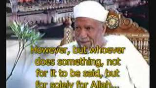 What is Sincere (Ikhlas)?