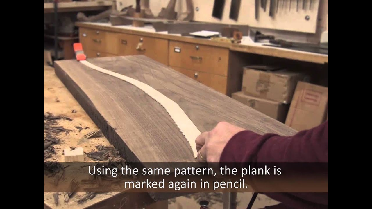 How to prep wood for furniture making design
