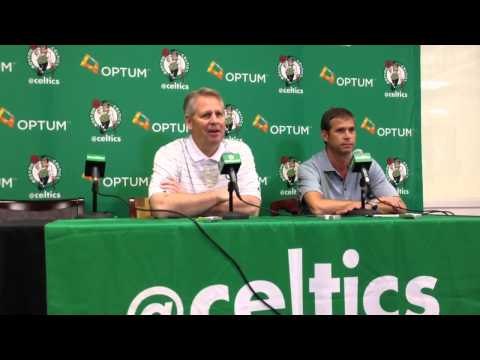 Danny Ainge on why Doc Rivers left Celtics for Clippers