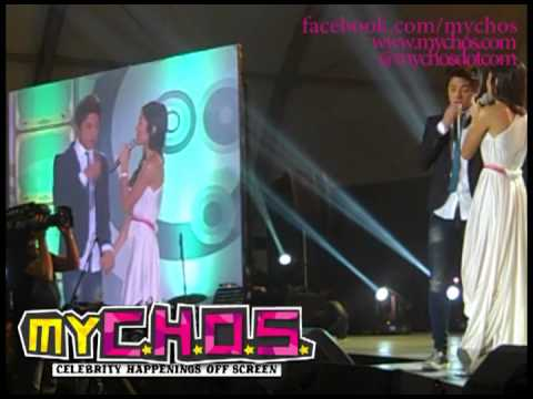 MYCHOS presents KATHNIEL on ABSCBN TRADE LAUNCH