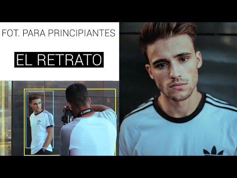 Fotografía Para Principiantes: EL RETRATO (+ Sesión)