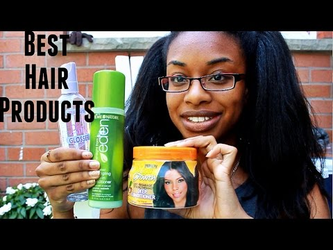 Best Hair Products For Transitioning Hair