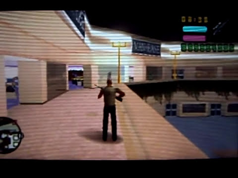 MISTERIO COMO ENTRAR AL INFRAMUNDO EN GTA VICE CITY STORIES PSP