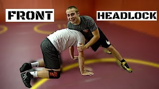 Top 5 Wrestling Moves *FRONT HEADLOCK*
