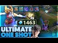 ONE ABILITY ONE KILL | I SHOW YOU MY BALLS | FAKERS NEW SKIN ...