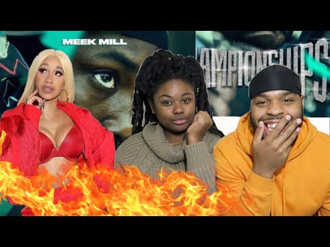 WHAT YALL THINK? 🔥or 💩 | Meek Mill - On Me feat. Cardi B [Official Audio] | REACTION!!!