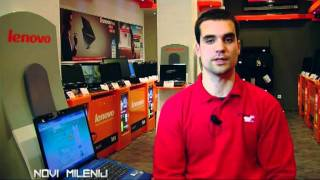 Lenovo Ideapad Z570 - Lenovo Exclusive Store - Zagreb