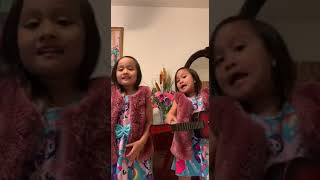 Baby both sing a song