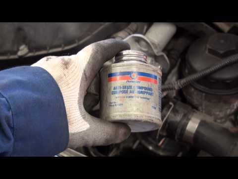 BMW E46 Water Pump and Thermostat Replacement