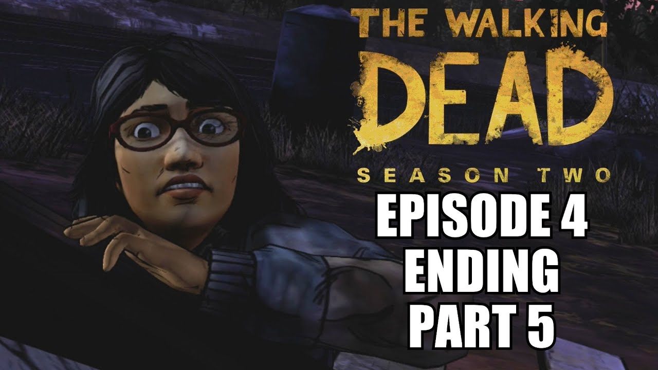 walking dead game season 1 episode 4 glitch