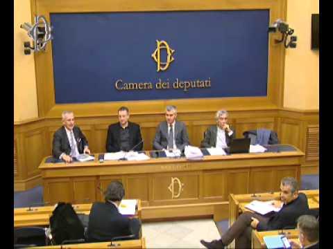 Roma - Conferenza stampa di Mariano Rabino (18.12.14)