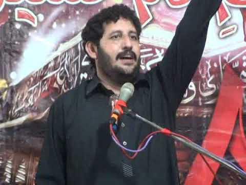 Zakir Murtaza Ashik open sound Majlis  18 Safar 2019 Goth Balouch Khan Zardari Pirwasan Sindh