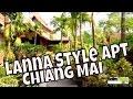 Chiang Mai - Very Affordable Lanna Style Apartment with Swimming Pool