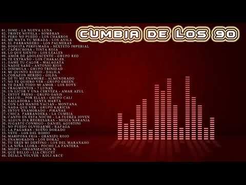 CUMBIAS DEL RECUERDO 40 EXITOS ENGANCHADOS