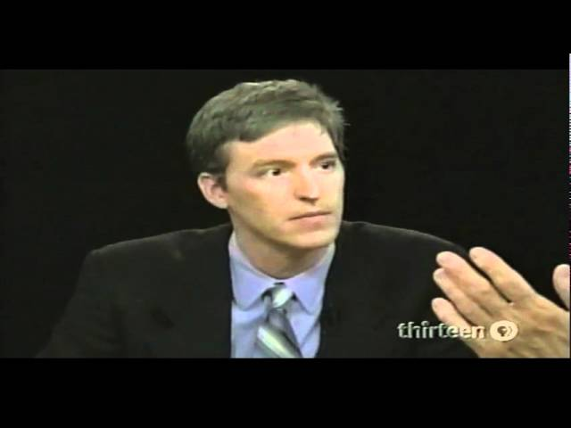 Levitt on Incentives and Crime: Charlie Rose