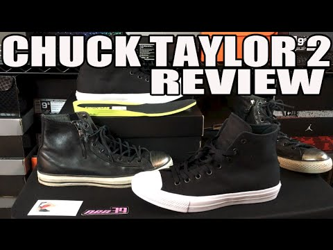 Converse Chuck Taylor Allstar 2 Review & On Feet