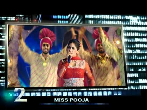 MISS POOJA - JUGNI (PROMO 2) - LIVE IN CONCERT 2