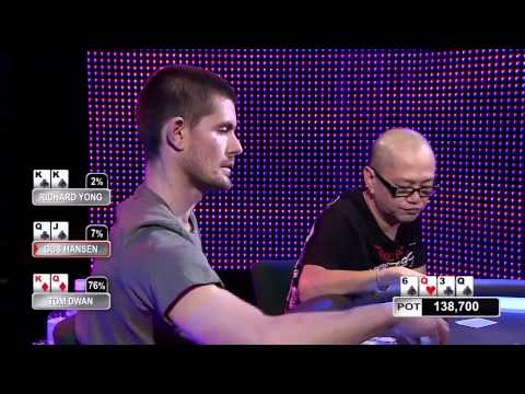 Aussie Millions 2012 Main Event. Ep1. HD