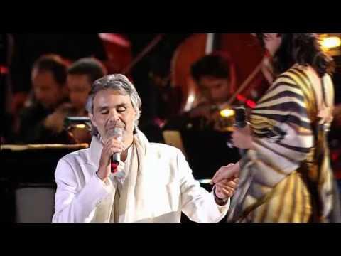 Andrea Bocelli & Laura Pausini -