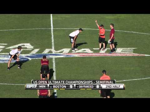 Revolver v. Ironside (2014 U.S. Open Men's Semifinal)