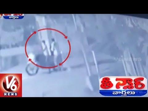 Mahabubabad Police Busted Temples Robbery Gang | Teenmaar News